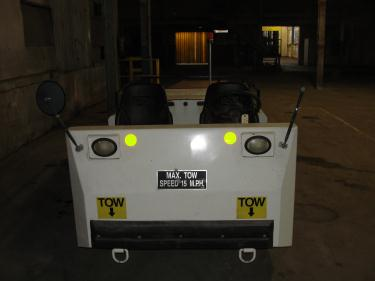 Miscellaneous Equipment TUG model MX4 400 2 seater