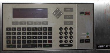 Coder Videojet ink-jet coder model Excel 178i, 1 print heads