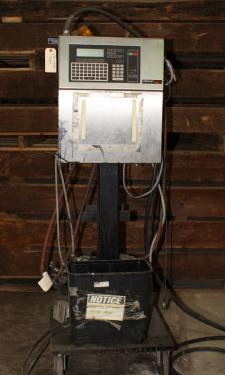 Coder Videojet ink-jet coder model Excel series 100, 1 print heads, up to 916 ft/min