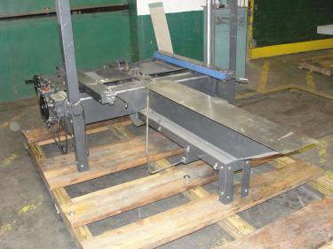 Case Sealer Loveshaw Top and bottom case taper model LD3SB-SP304
