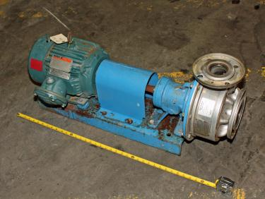 Pump 2 1/2 x3x6 Gould Pumps centrifugal pump, 3 hp, Stainless Steel