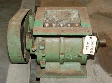 Valve 8x8 CS Smoot rotary airlock feeder model 47-26/47 B-3
