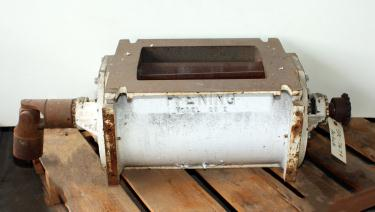 Valve 9x12 CS PFENING rotary airlock feeder model Model 10E 20E