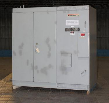 Transformers and Switchgear Culter-Hammer and Westinghouse switchgear model WLI  Load Interrupter Metal Enclosed Switchgear 2400 volts, 350 amps