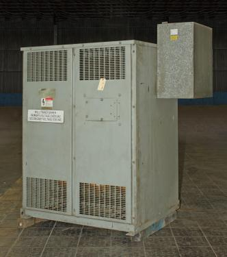 Transformers and Switchgear 440 kva Federal Pacific Transformer Company dry transformer, 230 Y/133 high voltage, 2400 low voltage, 3 phase