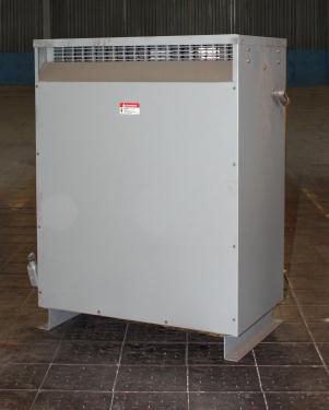 Transformers and Switchgear 93 kva Federal Pacific Transformer Company dry transformer, 2400 high voltage, 460 Y/266 low voltage, 3 phase