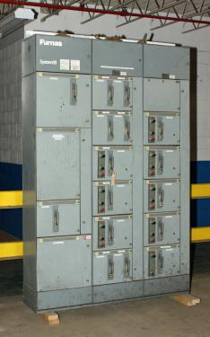 Transformers and Switchgear Furnas  Siemens Energy & Automation motor control center model Furnas System 89 3 ph