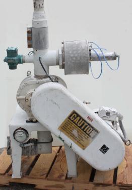 Blower 521 cfm, positive displacement blower Sutorbilt, 15 hp
