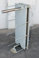 Heat Exchanger 50 sq.ft. API Heat Scmidt-Bretten plate heat exchanger, Stainless Steel Contact Parts