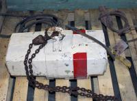 Material Handling Equipment chain hoist, 1000 lbs. Coffing Hoists 12  long chain