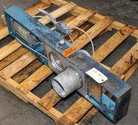 Valve 5 Smoot Co. pneumatic diverter valve