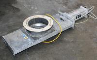 Valve 12 Salina Vortex Corp. gate valve, Pneumatic, Stainless Steel Contact Parts