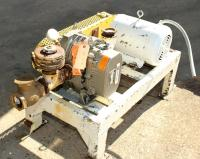 Blower 347 cfm, positive displacement blower Gardner Denver, 7.5 hp