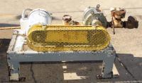 Blower 347 cfm, positive displacement blower Gardner Denver, 7.5 hp