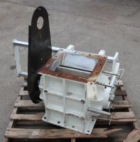 Valve 12 square  K-Tron Premier rotary airlock feeder Quick clean out.