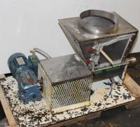 Feeder 2 screw feeder , Stainless Steel