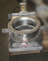 Valve 16 Salina Vortex gate valve, pneumatic, Stainless Steel Contact Parts