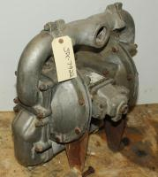 Pump 2 Sandpiper diaphragm pump, Stainless Steel