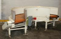 Conveyor Portec Flow Master, belt conveyor model XAA-2016 180,, CS
