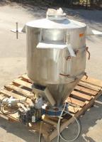 Bin 5 cu.ft., bulk storage bin, Stainless Steel