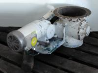 Valve 12 dia. CS, SEMCO rotary airlock feeder