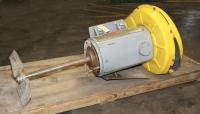 Agitator 5 hp Philadelphia Mixing Solutions side mount agitator model Type FA-BSE 6