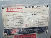 Miscellaneous Equipment battery charger, 36 volts HERTNER