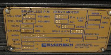 Miscellaneous Equipment Emerson model BLM-6210-4 CS