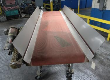 Conveyor belt conveyor CS, 29.5w x 136 l x 60 h