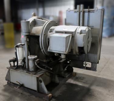 Compressor 250 hp Ingersol-Rand air compressor model CH5-18M1H, 1817 cfm
