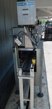 Capping Machine Del Packaging overcapper model SRC-SRH, 401 cans, up to 100 cpm