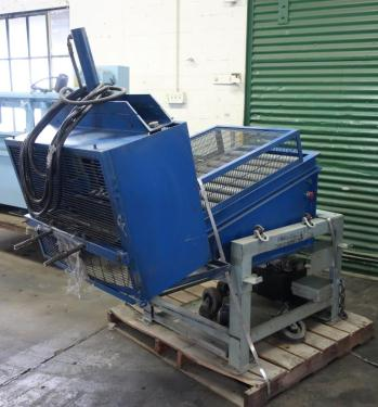 Miscellaneous Equipment Hydraulic guillotine cutting machine, CS