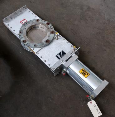 Valve  I500 X 8 ½ Salina Vortex gate valve, Stainless Steel Contact Parts