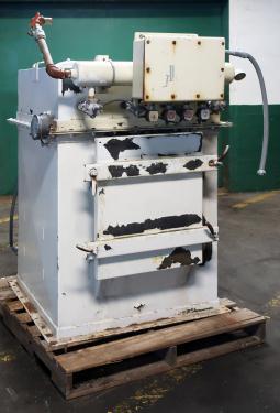 Dust Collector 73 sq.ft. Horizon Systems Inc. bin vent, CS, 3 hp fan