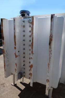 Dryer Stokes vacuum shelf dryer model 338-4, Stainless Steel