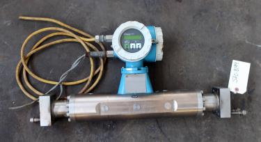 Valve 1.5 Endress-Hauser model ProMass 60M/63M liquid flow meter, Stainless Steel