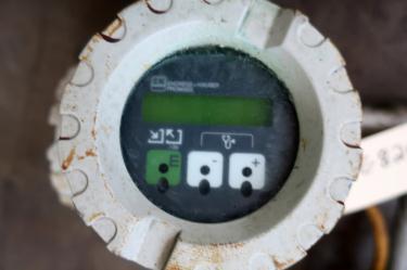 Valve 1.5 Endress-Hauser model PROMASS 63M liquid flow meter, Stainless Steel