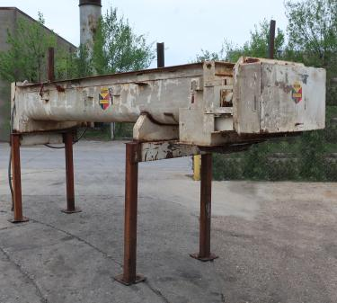 Mixer and Blender Scott Equipment continuous mixer model SPG-2410, 20 hp, CS