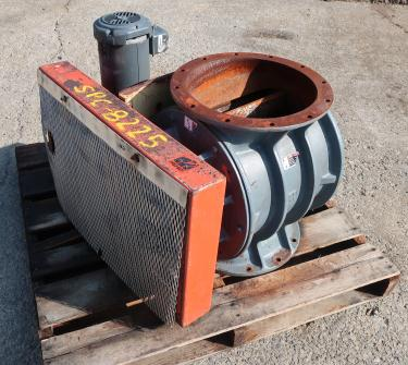 Valve 14 diameter CS Premier Pneumatics rotary airlock feeder