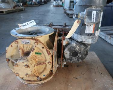Valve 8 CS Premier Pneumatics rotary airlock feeder