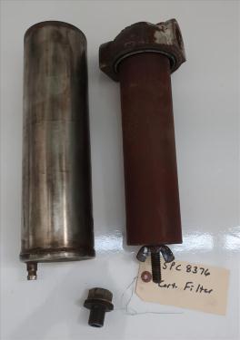 Filtration Equipment 3/4 ntp Selas cartridge filter Stainless Steel