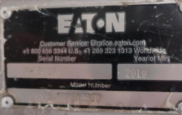 Filtration Equipment 4 x 36 Eaton basket strainer (single), model S21536AFXXBX0800, Stainless Steel