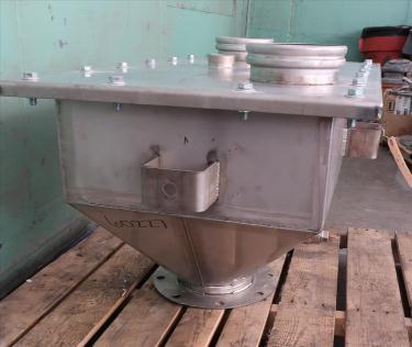 Bin 5.33 cu.ft., bulk storage bin, Stainless Steel