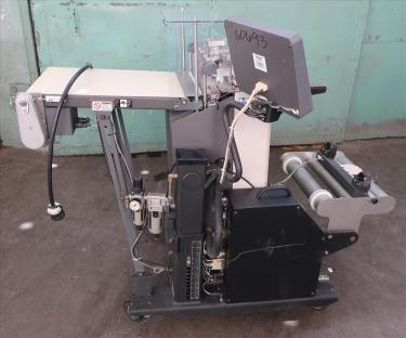 Bagger Autobag pre-formed bagger model AB 255, 4 to 16 wide x 5 to 27 long bags, Up to 55 bpm
