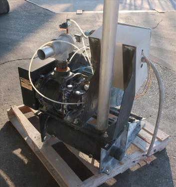 Blower positive displacement blower Colortronic/Roots, 10 hp