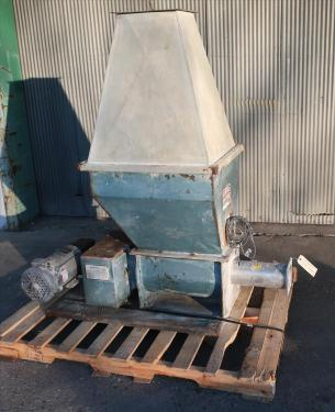 Feeder 4 Acrison screw feeder CS