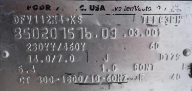 Kettle 1000 gallon Walker processor kettle, agitator Top mount, 15 psi jacket rating, Stainless Steel
