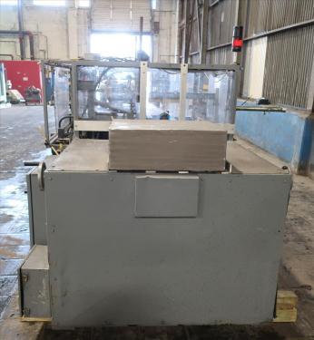 Case Former Loveshaw case former sealer model CF209 XW, bottom hotmelt seal, 5 to 15 cpm