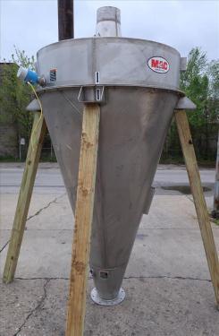 Bin 38 cu.ft., bulk storage bin, Stainless Steel