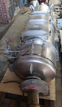 Dust Collector 68 sq.ft. Boedecker Co. reverse pulse jet dust collector 650 cfm